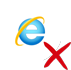Internet Explorer is not supported